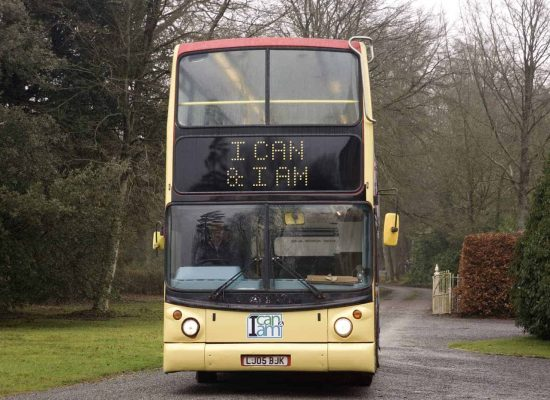 i can and i am bus 3